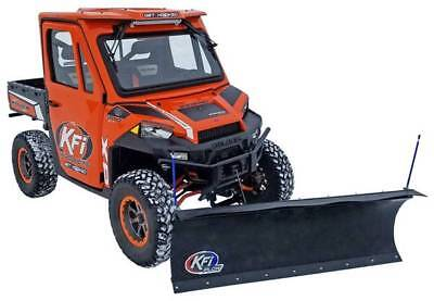 "KFI 66"" UTV Poly Blade Snow Plow Kit for 2017-2019 Can-Am Maverick X3"