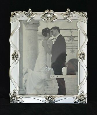 Photo album silver plated velvet for 72 pictures 4 x 6 inches (refab4bte43)