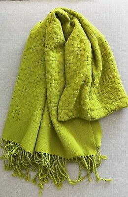 Wrap/shawl/blanket/scarf women Discounted 100% merino wool warm winter