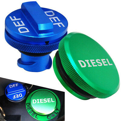 Lelecar Blue DEF Cap for Ecodiesel 1500//2500//3500//4500//5500 6.7L 3.0L Exhuast Fluid and 2013-2016 Dodge Ram Cummins CNC Billet Aluminum