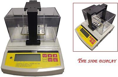 Gold Density Meter Precious Metal Analyzer Gold Silver Purity Tester Machine