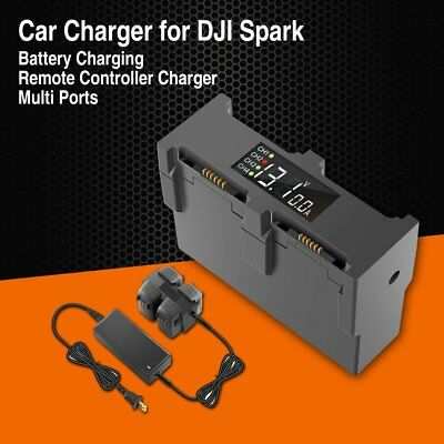 5V 3A USB Charger Battery to Power Bank Adapter Converter for DJI Spark RC Drocg