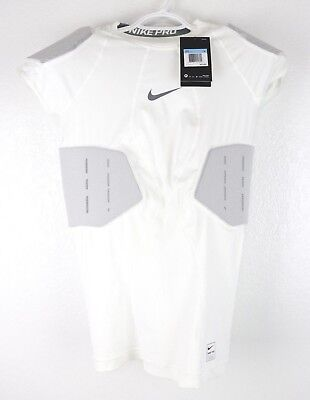 e0562195 Nike Mens Pro Hyperstrong Core Padded Compression Football Shirt S, M Pads