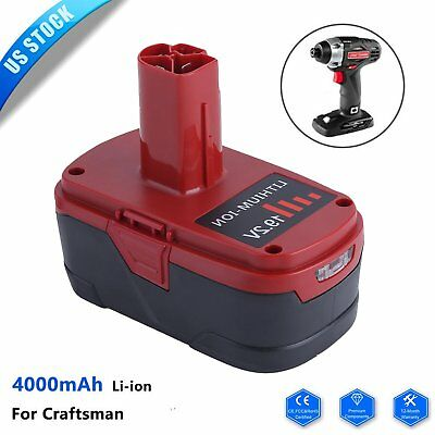 For Craftsman C3 19.2 Volt XCP High Capacity Lithium Ion Battery 11375 PP2025 MY