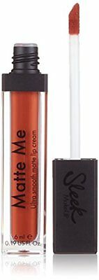 Sleek MakeUP Matte Me Lip Cream hellacious, 6 ML (U4a)