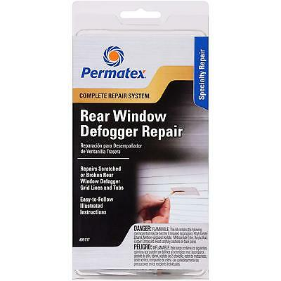 Permatex Rear Window Defogger Repair Kit high quality 09117 grid lines and tabs