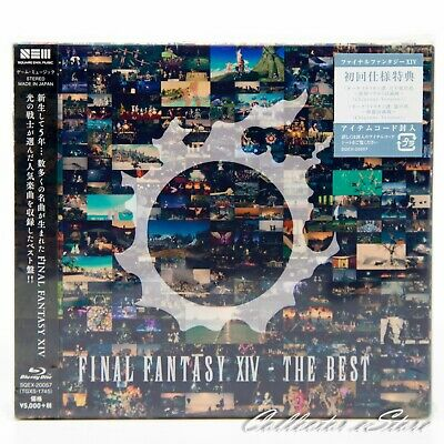 3 - 7 Days   Final Fantasy XIV The Best OST Soundtrack + Code from JP