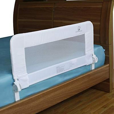 Bed Rails for Toddlers - Toddler Bed Rail Guard for Convertible Crib, Kids Twin,