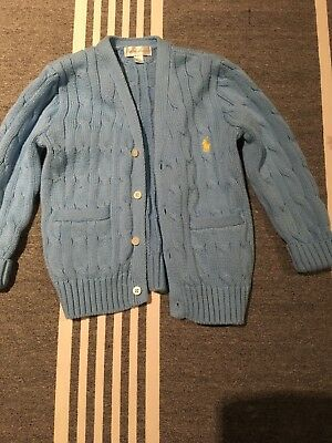 Raplh Lauren Size 2 Toddler Cardigan