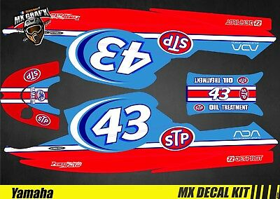 Kit Déco pour / Decal Kit for Jet SkiYamaha Super Jet - STP