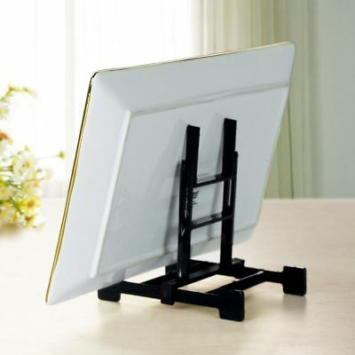 Fashion Easel Plate Art Crafts Photo Picture Frame Book Holder Display Stands