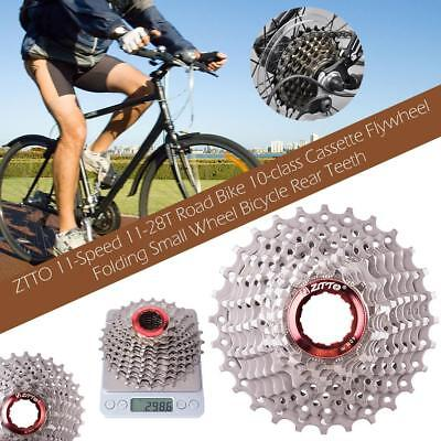 ZTTO 11S 11-28T Road Bike 10-class Cassette Flywheel MTB Folding Car Freewheel