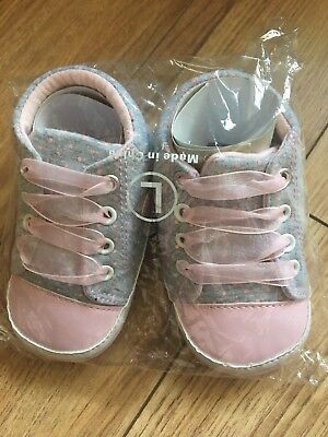 Luerme Toddler Shoes Size 12-18 Months