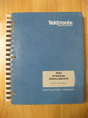 Tektronix Storage Oscilloscope 7623A//R7623A  With Service Instruction Manual