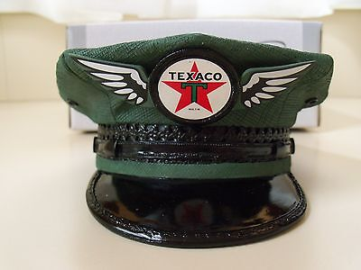 Spec Cast - Texaco - Resin Attendant's Cap - Resin Collector Bank