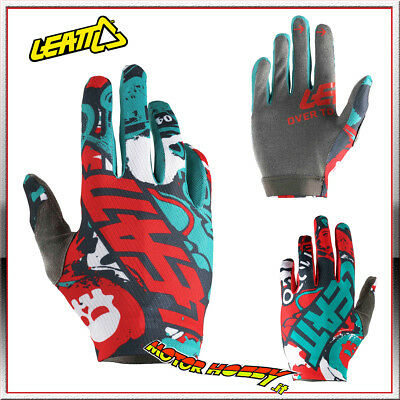 Guanto Glove Cross Enduro Quad Leatt Gpx 1.5 Gripr Art Taglia Xxl