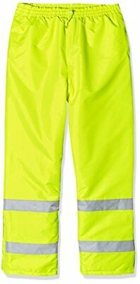 MCR Safety BMRCL3LPX2 Luminator Class 3 Insulated Polyester Bomber Pant with Ela