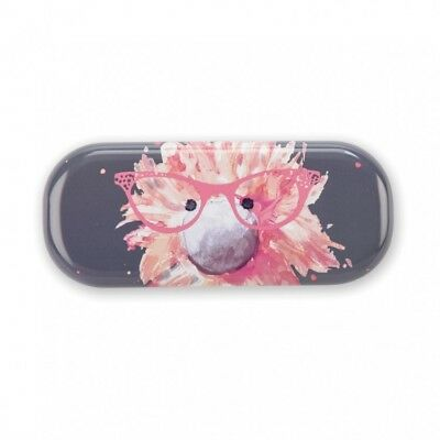 dd04a2476c JELLYCAT GLAD TO Be Me Navy Glasses Case - EUR 8