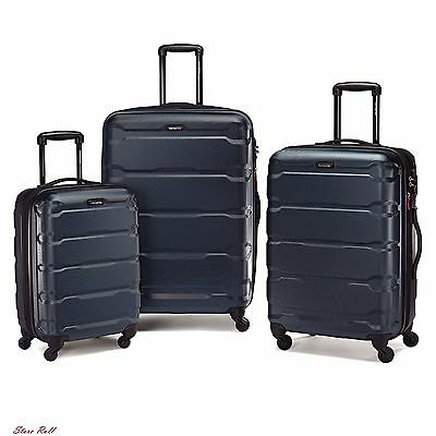 Luggage Sets On Sale 3 Piece Teal Travel Gear Nylon Lining Spinner 20 24 28 New