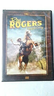 Roy Rogers DVD King of the Cowboys 2008 Full Screen Disc 2 10 Episodes