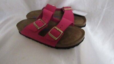 e454a80b1cec BIRKENSTOCK ARIZONA 38 L7M5 R New! 1012390 Graceful Gemm Gold ...