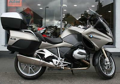 2016 BMW R 1200RT at Teasdale Motorcycles, Yorkshire