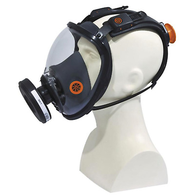 Delta Plus M9200 Rotor Galaxy Respiratory Full Face Mask - Rotor Adjustment