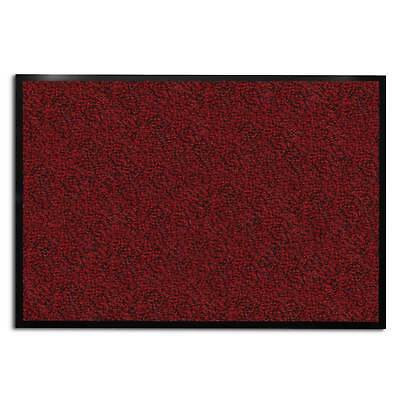 New Machine Washable Barrier Mat Kitchens Halls Door Dirt Trapper Mats Red