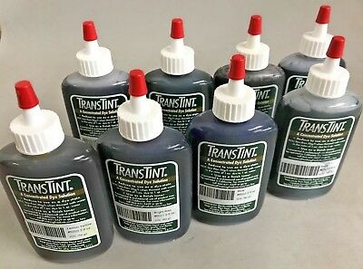 """TransTint Liquid Concentrated Dye """"Paintbox""""  Kit - FREE SHIP!"""