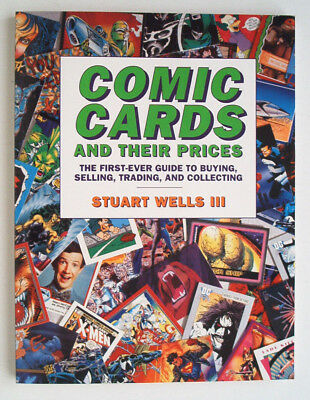 Comic Cards Price Guide und Collection First 1994 Softcover
