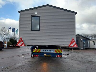 Mobile Home Static Caravan Modular Building Holiday Home Park Home Transport