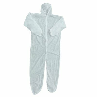 Security Protection Clothes Disposable Coverall Dust-proof Clothing Nonwovens PO