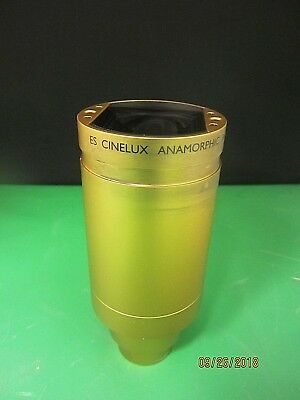 Schneider ES Cinelux 85mm Integrated Anamorphic 35mm Cine Projection Lens