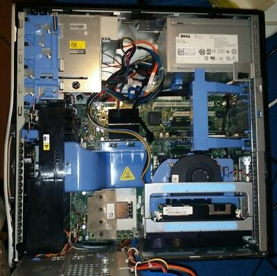 "HP Z600 CTO Barebones Workstation - ""01/07/10"" Boot Block"