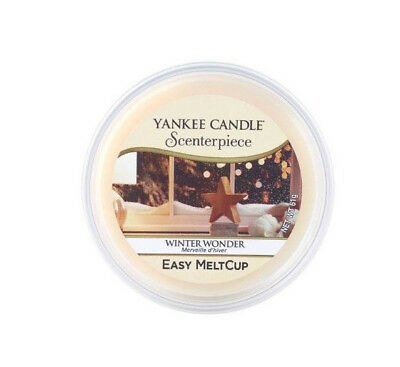 Yankee Candle Duftwachs 61g   Easy MeltCup   Winter Wonder