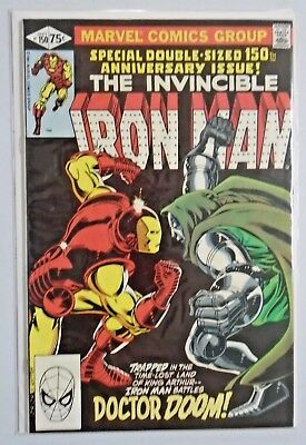 Iron Man #150 Direct - 1st First Series - see pics - 7.5 - 1981