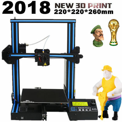 A10 Ender 3 3D Printer Resume Print OSHW Certified 220X220X260mm 2018 New US