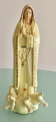 8 Inch Our Lady Of Fatima Virgin Mary Religious Statue