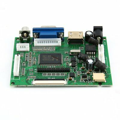 7 Inch TFT LCD Display Module HDMI+VGA+2AV Driver Board for Raspberry Pi~T