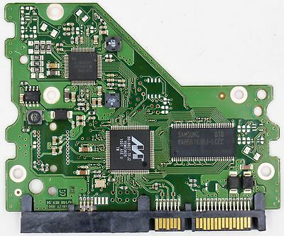 HD103SI/CE HDD PCB for samsung/Board Number:BF41-00284A TRINITY R00 REV.06