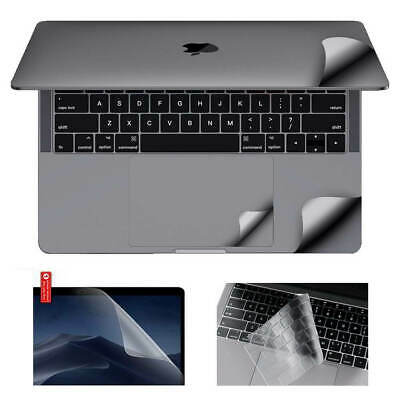 3M Skin Decal Sticker Cover Case Guard Protector for MacBook Pro 13 15 Touch Bar