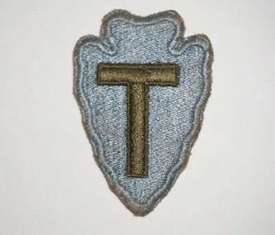 36th Infantry Division Patch WWII US Army P8053