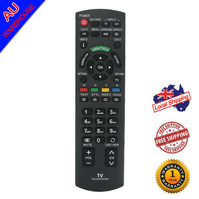 N2QAYB000604 Remote for Original Panasonic Plasma & LCD TV THL42U30A THP42U30A