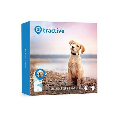 Tractive Dog GPS Tracker,the Dog finder and Pet GPS collar attachment