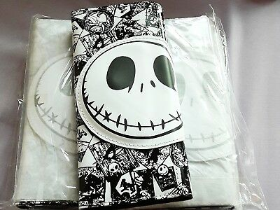 Jack Skellington Wallet The Nightmare Before Christmas