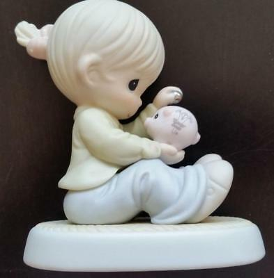 1995 YOU CAN ALWAYS COUNT ON ME porcelain figurine by Precious Moments #526827