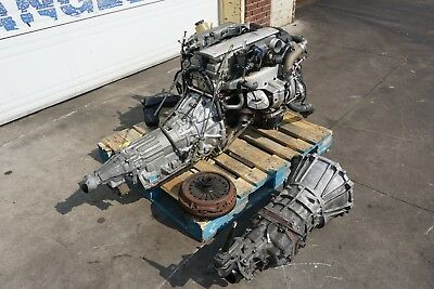 JDM Toyota Supra 1JZGTE Engine R154 Transmission 1JZGTE VVTI 5 Speed R154 Engine