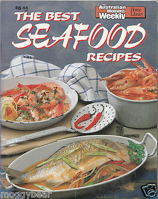 The Best Seafood Recipes Cookbook  by The Australian Women's Weekly  (PB, 1988)