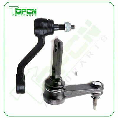 2000 2001 2002 For Dodge RAM 1500 2500 3500 2WD 2PC Pitman and Idler Arm Kit