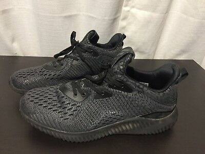 new lower prices wholesale price reasonably priced ADIDAS ALPHABOUNCE AMS M Core Black SIZE 5.5 alpha boost ...